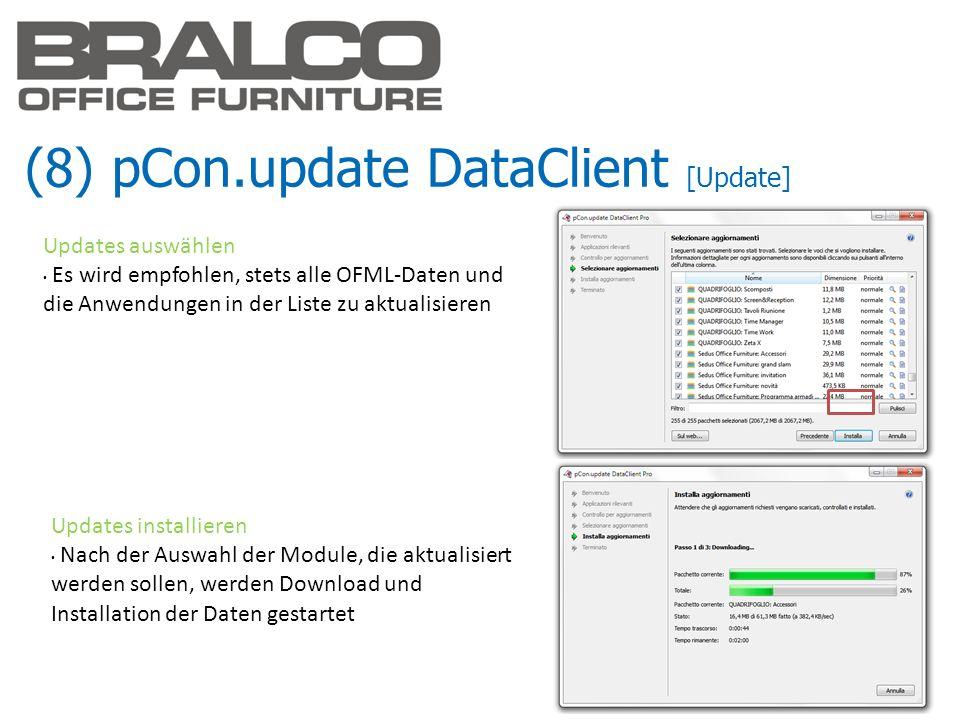 (8) pCon.update DataClient [Update]